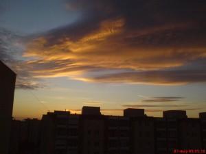 Igazi magyar reggel az albi ablakából