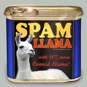 Az igazi SPAM lámakonzerv :)