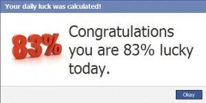 83%? Napersze...
