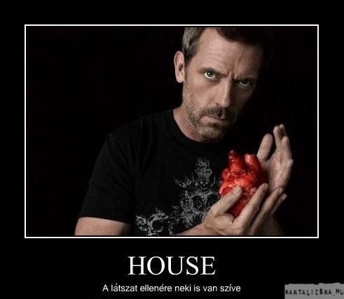 Dr. House és a szíve