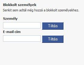 Bannolás a Facebookban